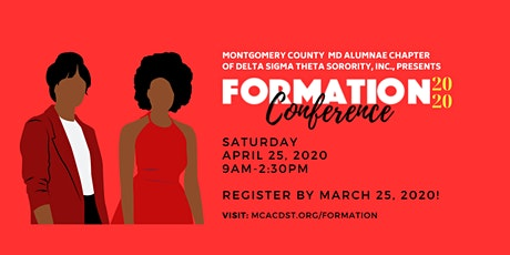 Formation Conference 2020 tickets