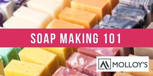 Soap Making 101 Cambridge