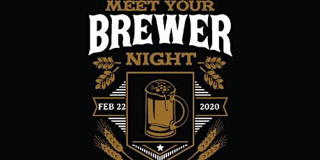 2020 Meet Your Brewer tickets