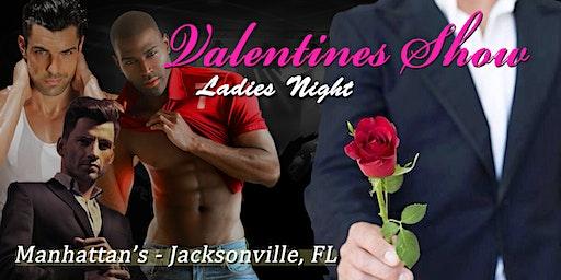 Ladies Night Male Revue LIVE @  Manhattan Sports Bar - Jacksonville FL