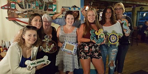 Mosaic Art Party @ Hurricane Patty's