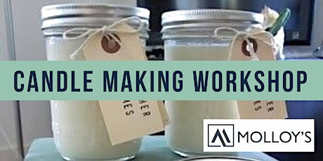 Candle Making Cambridge tickets