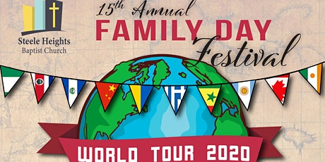 Family Day Festival World Tour 2020 tickets