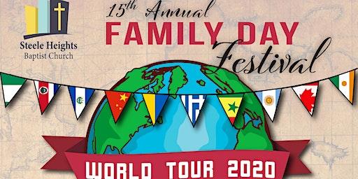 Family Day Festival World Tour 2020