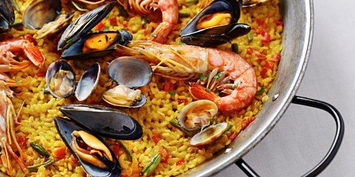 Paella Cooking Class & Feast (Limited Edition)