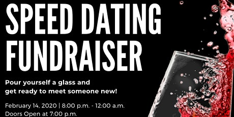 Speed Dating Fundraiser (age 25 and over event) tickets