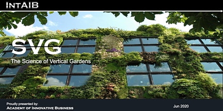 The Science of Vertical Gardens tickets