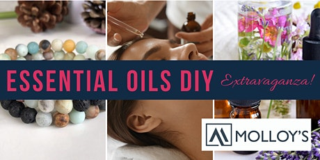 Essential Oils DIY Extravaganza! Cambridge tickets