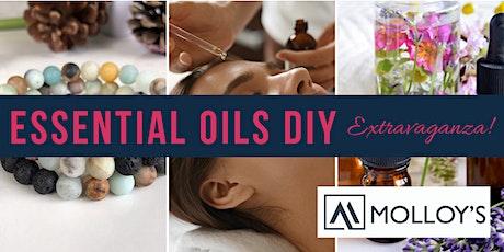 Essential Oils DIY Extravaganza! Cambridge tickets