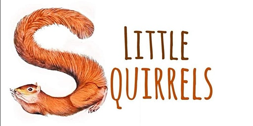 Little Squirrels walk