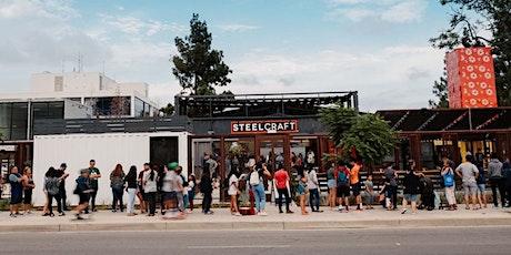 Brewery Yoga x  Steelcraft Garden Grove tickets