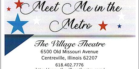 Meet Me In The Metro tickets