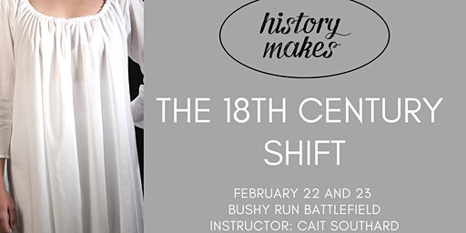 History Makes: The 18th Century Shift