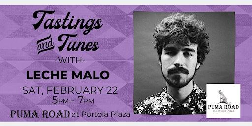 Live Music - Tastings & Tunes w/ Leche Malo
