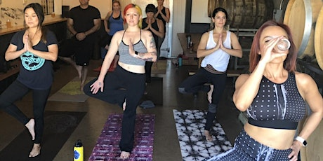 Brewery Yoga x Gunwhale Ales Costa Mesa tickets