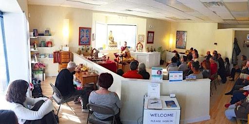 Buddhist Meditation Retreat