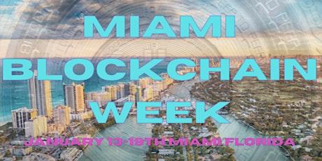 Miami Blockchain Week tickets