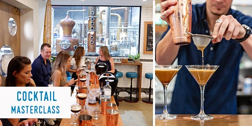 Manly Spirits Cocktail Masterclass