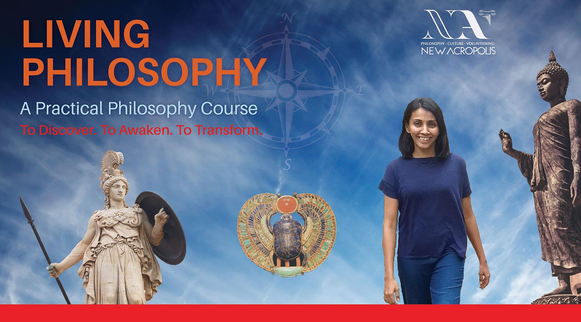 Introduction to Living Philosophy | March 2020 (Tuesdays, Jayanagar)