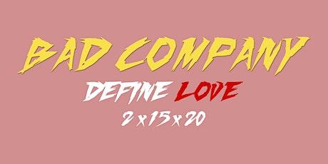 Define Love tickets