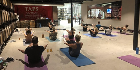 Thirsty Thursday Brewery Yoga @ TAPS Brewery Tustin tickets