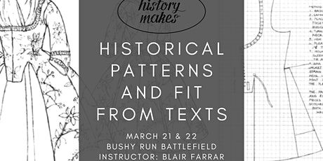 History Makes: Historical Patterns and Fit from Texts tickets