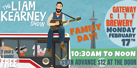 The Liam Kearney Show at Gateway City Brewery tickets