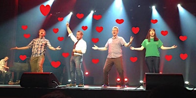 The Society Comedy Troupe – Valentine's Day Special!