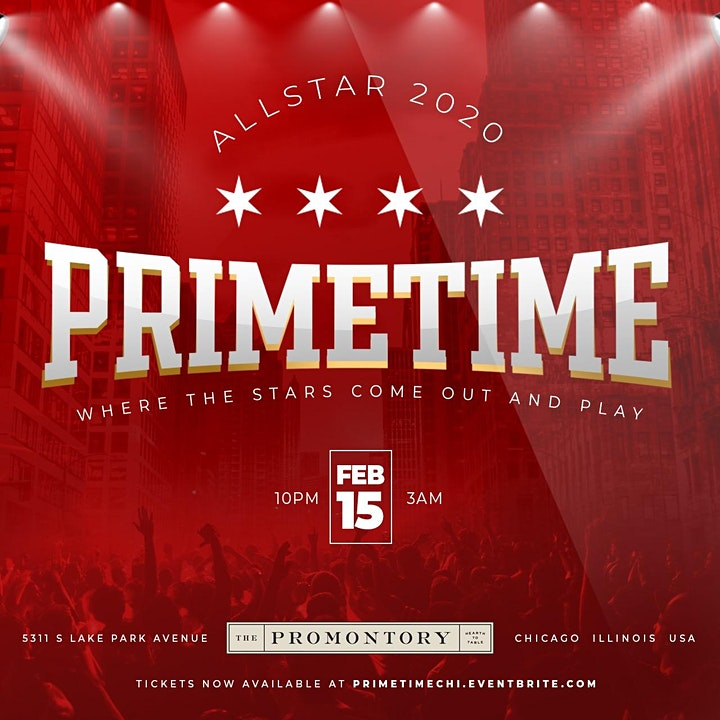 PRIMETIME: The Ultimate Allstar Weekend Party image