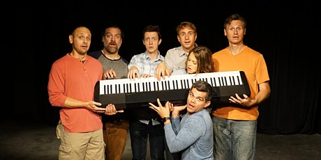 The Society Comedy Troupe - St. Patrick's Day! tickets