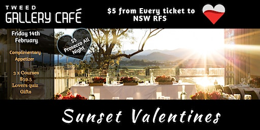 Valentines Day at The Tweed Gallery Cafe