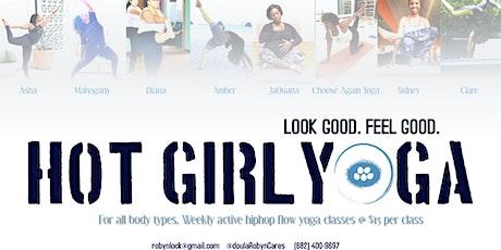 Hot Girl Yoga tickets