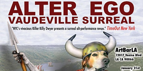 Alter Ego-Vaudeville Surreal tickets