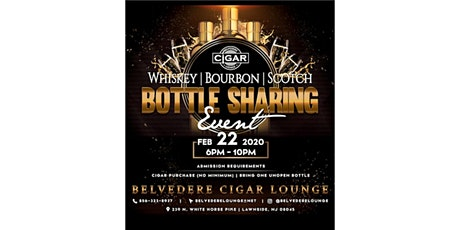 Whiskey Bourbon Scotch Bottle Sharing Event tickets
