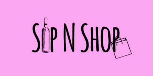 Sip & Shop 2020