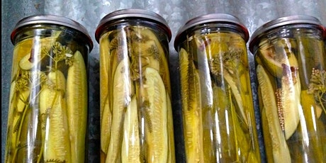 Preserving your harvest - Fowlers Vacola method tickets
