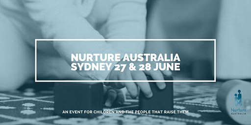 Nurture Australia - Sydney 2020