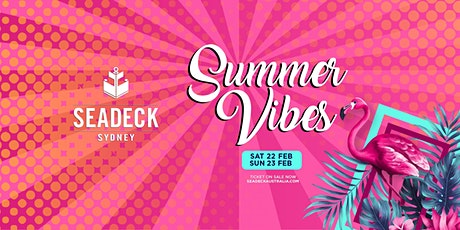 Seadeck Sunset Cruise - Sat 22nd Feb tickets