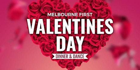 Valentines Day Dinner Dance tickets