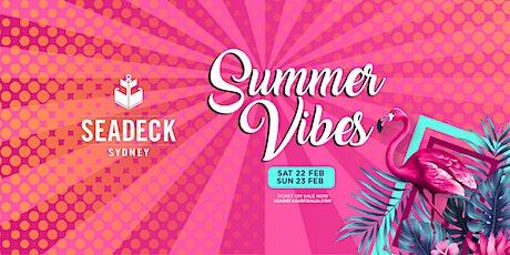Seadeck Sunset Cruise - Sun 23rd Feb tickets