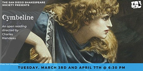 Cymbeline (Part Two) – Directed by Charles Riendeau tickets