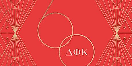 USC Delta Phi Kappa 60th Diamond Anniversary Celebration tickets