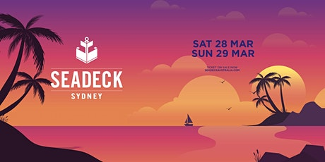 Seadeck Sunday Cruise - Sun 29th March tickets