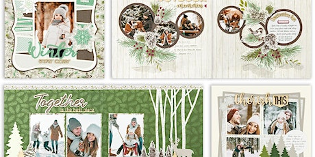 CTMH Scrapbooking Workshop-Spruced Up tickets