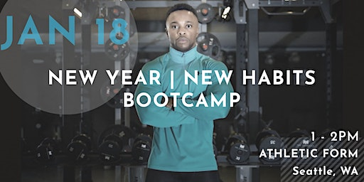 New Year | New Habits Boot Camp