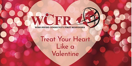 "WCFR ""Treat Your Heart Like a Valentine"" Dinner Dance tickets"