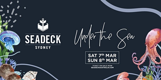 Seadeck Sunset Cruise - Sat 7th March