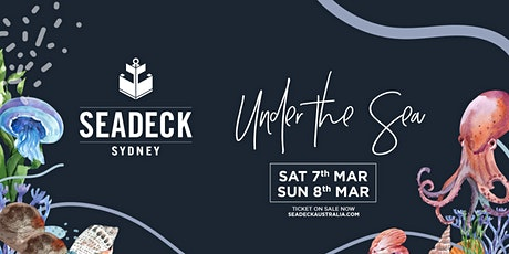 Seadeck Sunset Cruise - Sun 8th March tickets