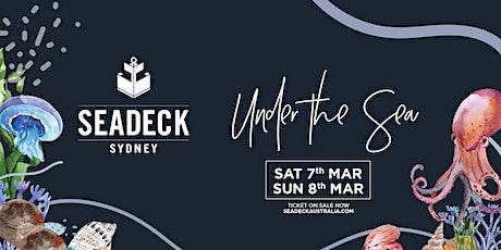 Seadeck Sunset Cruise - Sun 8th March tickets