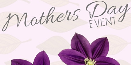Mo' Dailey's Mother's Day Vendor Event